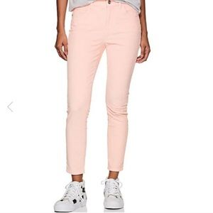 NWOT | Current/Elliot | Pink Corduroy Jeans
